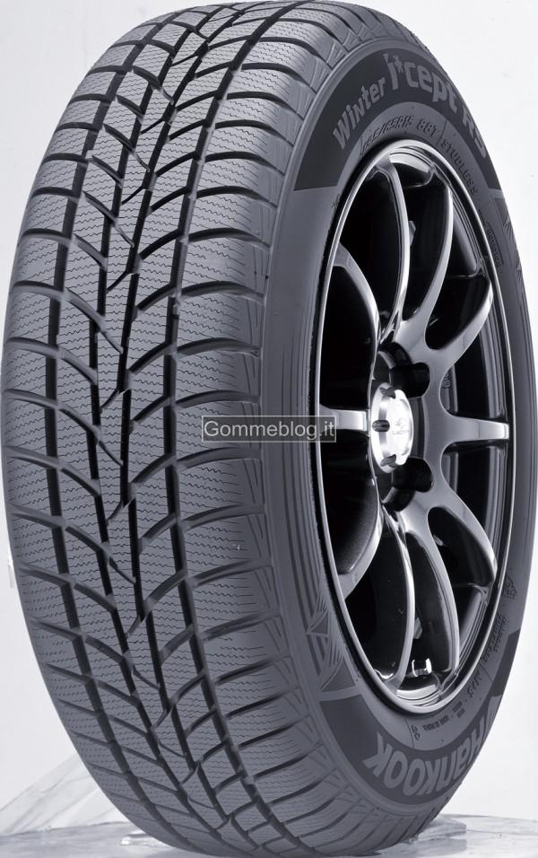 Hankook Winter I*cept RS: nuovi pneumatici invernali