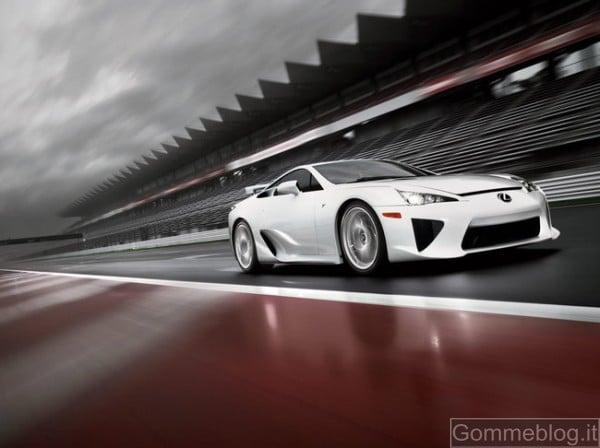 Lexus LFA ... quando i Giapponesi si arrabbiano 5