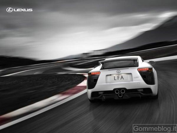 Lexus LFA ... quando i Giapponesi si arrabbiano 2