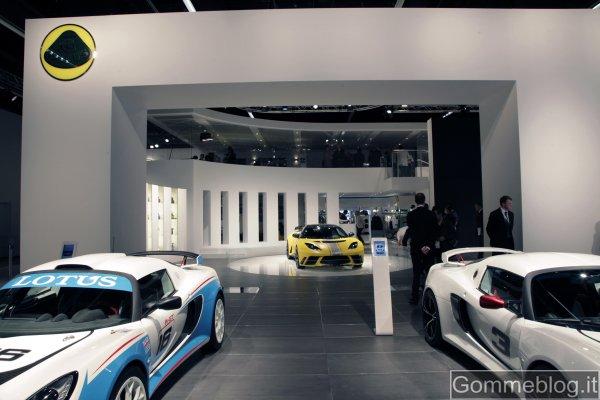 Lotus Evora GTE: la più potente Lotus stradale di serie mai realizzata 2