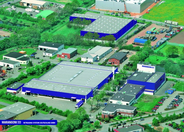 Ellerbrock diventa Marangoni Retreading Systems Deutschland