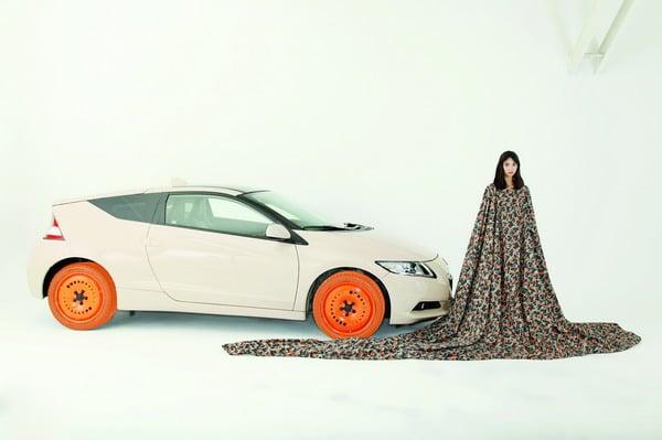 Mythos Mode: nuova creazione Marangoni per un progetto di design automobilistico