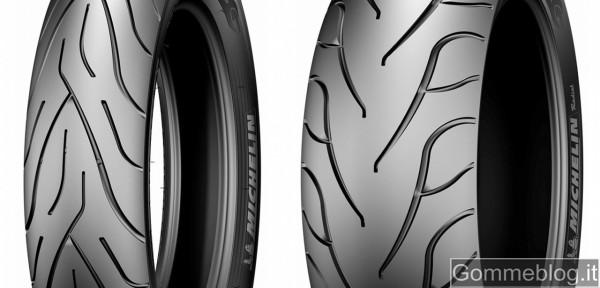Michelin Commander 2: nuovo pneumatico moto custom che fa 40.000 Km