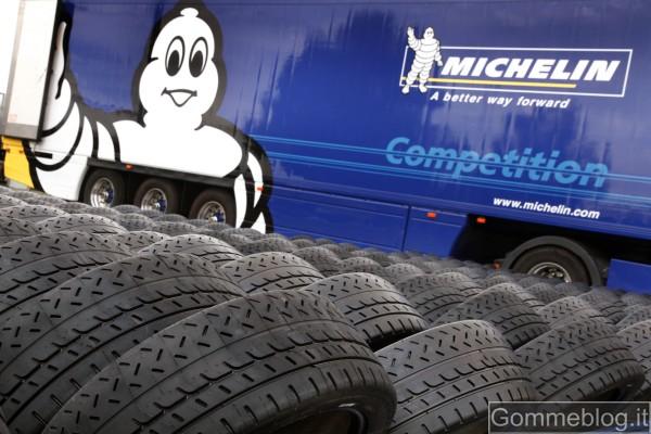 Michelin, nelle competizioni per la mobilità di domani