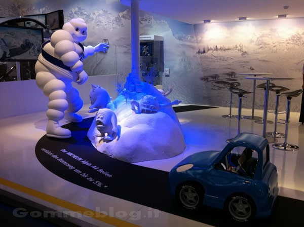 Michelin al Salone dell'auto di Francoforte 2011: dalla city alla dreamcar !