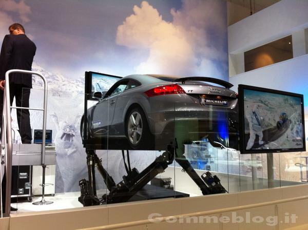 Michelin al Salone dell'auto di Francoforte 2011: dalla city alla dreamcar ! 2