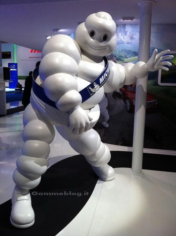 Michelin al Salone dell'auto di Francoforte 2011: dalla city alla dreamcar ! 3