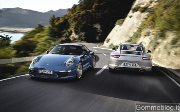 Michelin Pilot Super Sport Porsche 911 2