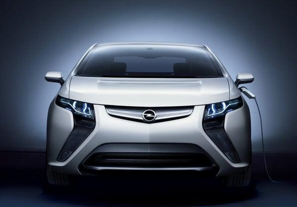 Michelin Energy Saver equipaggia la nuova Opel Ampera 2