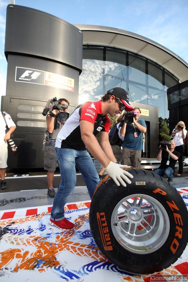 Formula 1: Prove libere del Gp di Monza. Hamilton il più veloce con gomme Pirelli 3