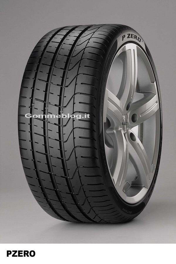 Pirelli PZero 4
