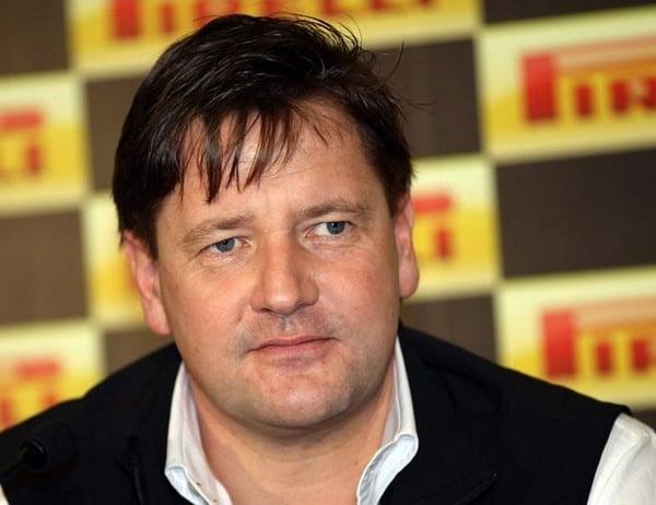 Formula 1 GP Monza: video intervista a P. Hembery, Direttore Motorsport Pirelli