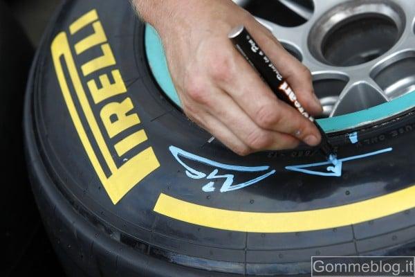 F1: il Gran Premio di Singapore dal punto di vista dei pneumatici