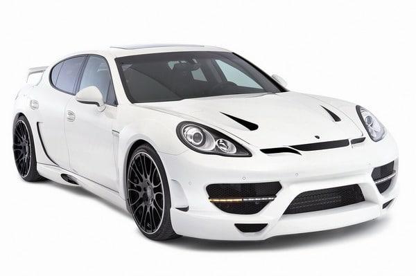 Hamann Paragon: una Porsche Panamera davvero unica !