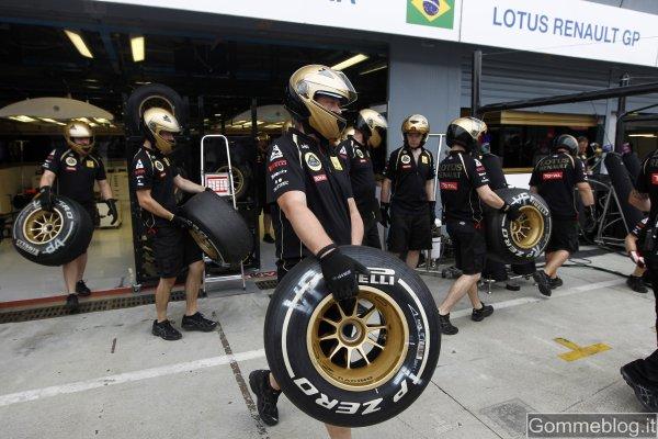 Formula 1: Vettel e le gomme Pirelli firmano la pole position a Monza 2
