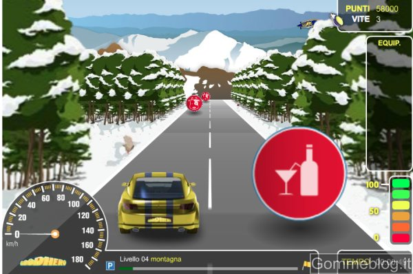 Sicurezza stradale: Goodyear presenta le nuove APP per dispositivi mobili 2