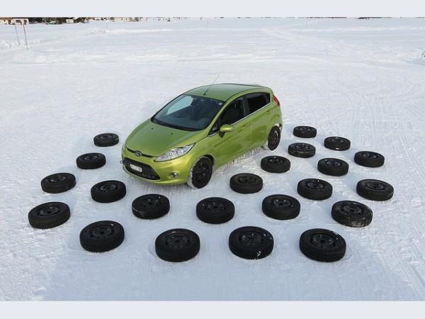 Pneumatici Invernali 2011 – 2012: VIDEO TEST gomme termiche