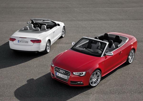 Nuova Audi A5: Coupé, Cabrio, Sportback e S5, sempre più innovative 3