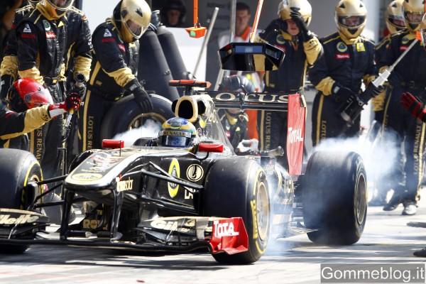Formula 1: le immagini più belle del Gran Premio di Monza