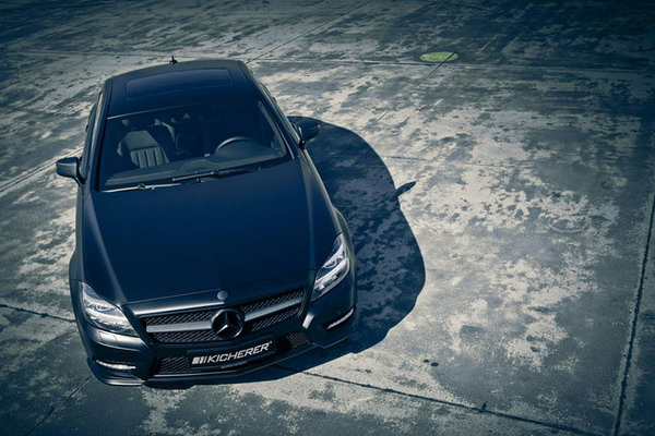 Mercedes CLS Edition Black Tuning Kicherer