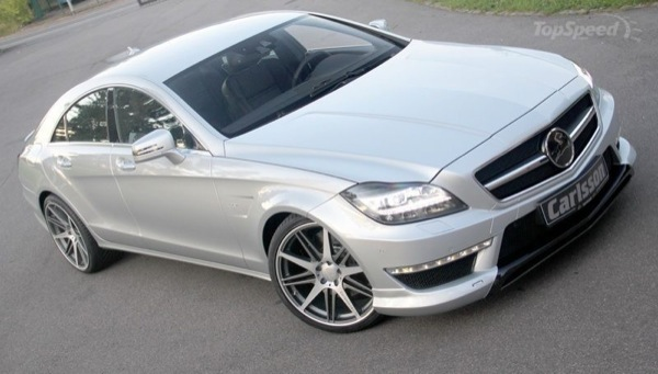 Carlsson Mercedes CK63 RS 2012: nuova supercar a Francoforte