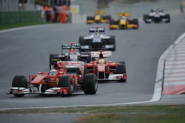 Formula 1: per Pirelli la Corea sarà il test decisivo 3