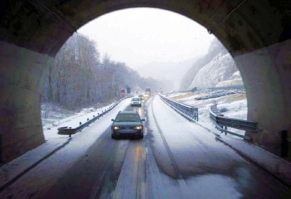 A3 Salerno-Reggio Calabria: nuovo piano neve 2011-2012