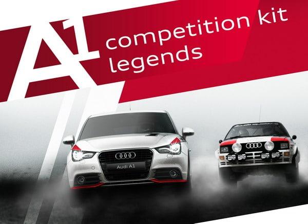 Audi aggiorna la gamma A1: nuovo 2.0 TDI 143 CV e S-tronic su 1.6 TDI 1