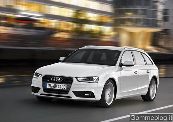 Audi A4 restyling 2012: ancora più evoluta e tecnologica 5