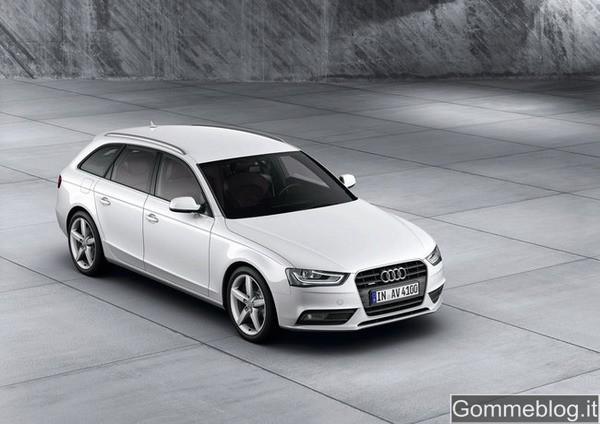Audi A4 restyling 2012: ancora più evoluta e tecnologica 4