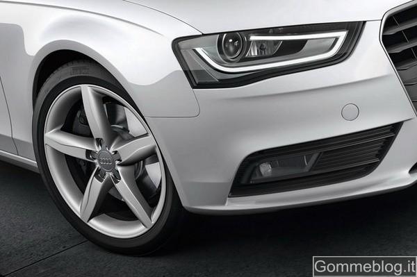 Audi A4 restyling 2012: ancora più evoluta e tecnologica