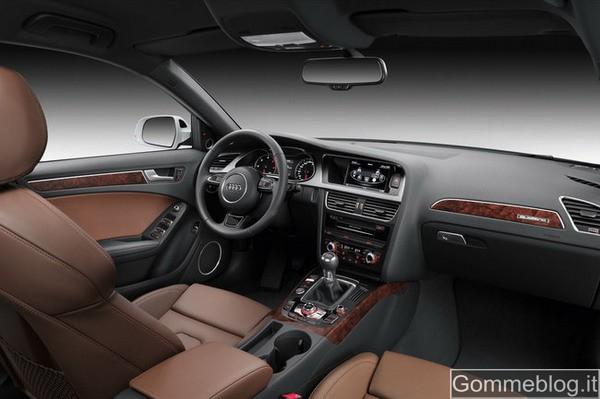 Audi A4 restyling 2012: ancora più evoluta e tecnologica 9