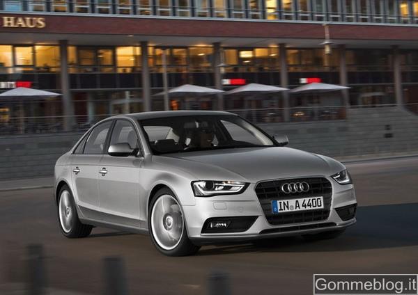 Audi A4 restyling 2012: ancora più evoluta e tecnologica 2