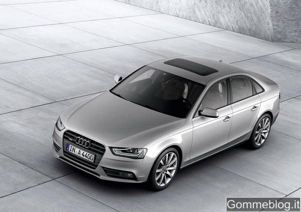 Audi A4 restyling 2012: ancora più evoluta e tecnologica 7