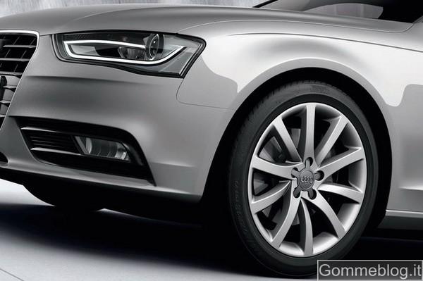 """Audi A4 """"quattro edition"""": nuova versione per celebrare il successo della trazione integrale"""