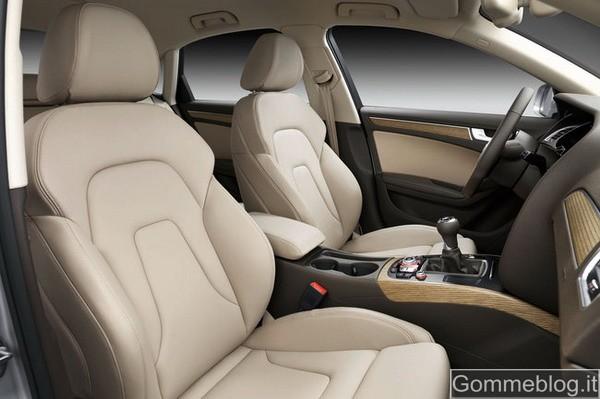Audi A4 restyling 2012: ancora più evoluta e tecnologica 3