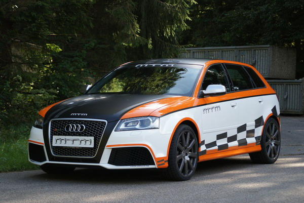 Audi RS3 MTM: con 472 CV vola a 292 Km/h 2