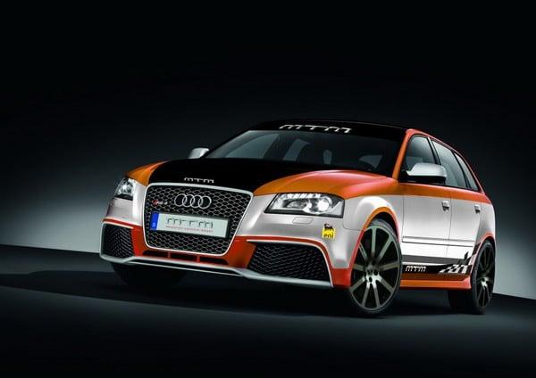 Audi RS3 MTM: con 472 CV vola a 292 Km/h