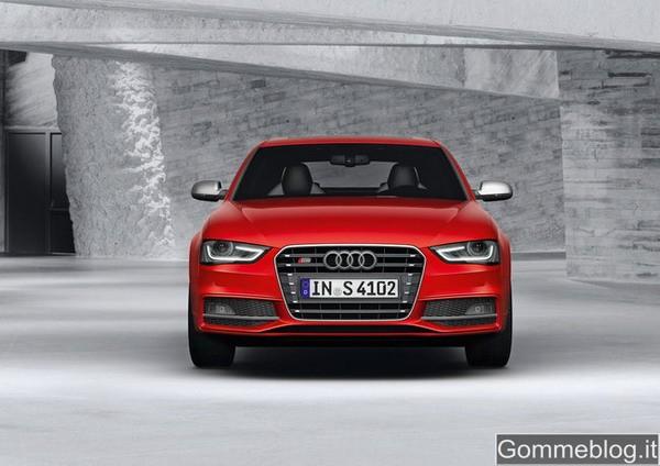 Audi S4 restyling: la più potente della gamma 2