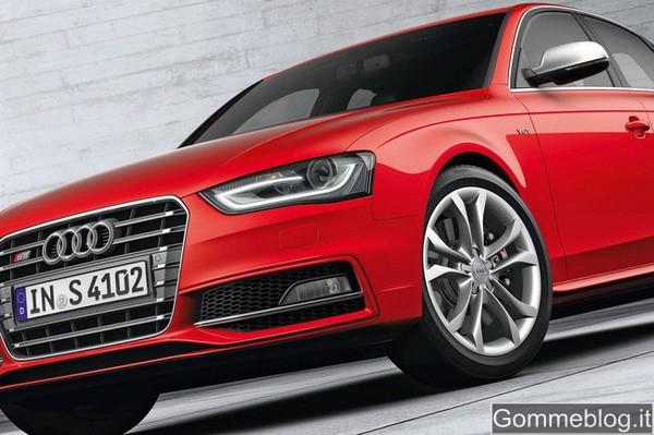 Audi S4 restyling: la più potente della gamma