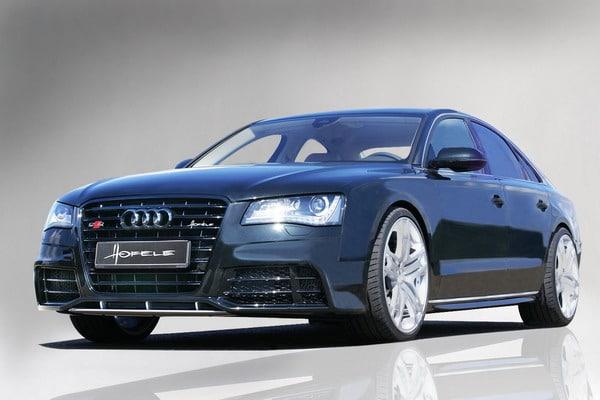 Cerchi in lega da 22 e Kit Sport per la nuova Audi SR8 Hofele Design