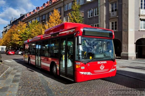 Autobus di Pesaro e Urbino: quattro pneumatici su sei sono ricostruiti