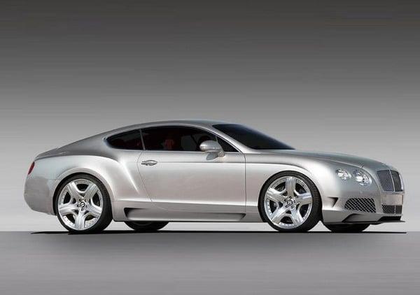 Bentley Continental GT: Imperium presenta il Pack Audentia 3