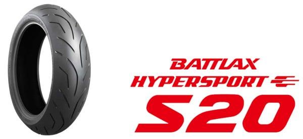 Battlax S20 Hypersport: anteprima pneumatici moto Bridgestone EICMA 2011