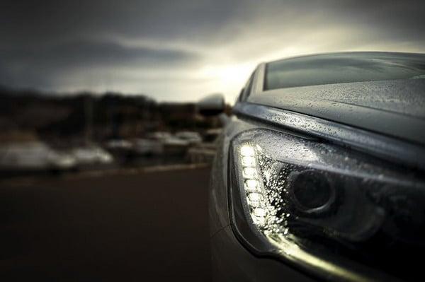 Auto Ibride 2012. la nuova Citroen DS5: Geniale !