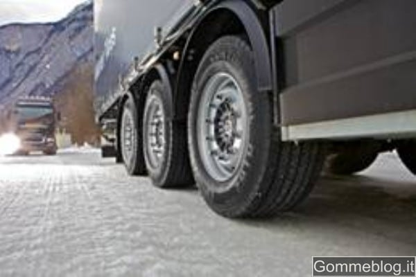 Gomme Termiche Autocarro e Bus: Continental Winter Scandinavia OK in Europa 1