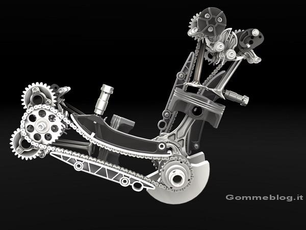 """""""Superquadro"""": il nuovo motore Ducati per la 1199 Panigale 3"""