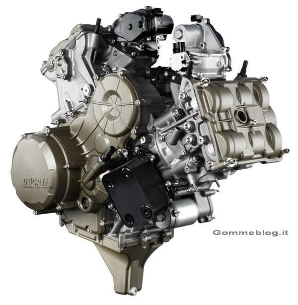 """""""Superquadro"""": il nuovo motore Ducati per la 1199 Panigale 1"""