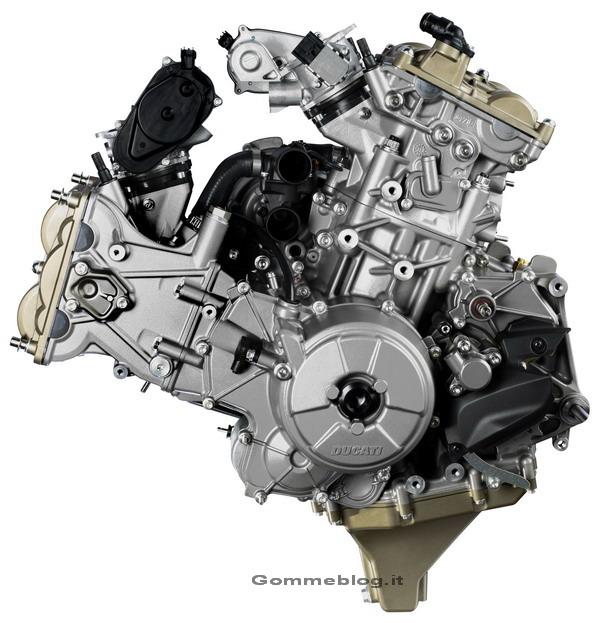 """""""Superquadro"""": il nuovo motore Ducati per la 1199 Panigale 2"""