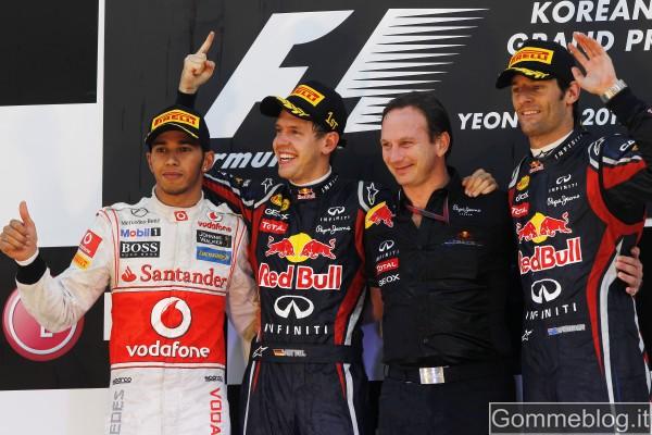 Vettel vince la sua prima gara con Pirelli da bi-Campione del Mondo 2